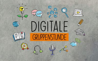 Digitale Gruppenstunde